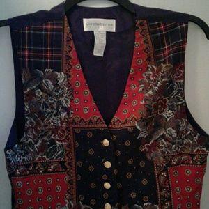 Liz Claiborne collection size 10 100% spun rayon